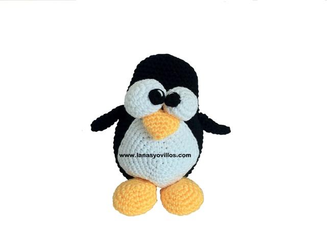 tux amigurumi crochet free pattern penguin
