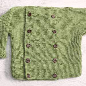 free knitting pattern baby child boy sweater