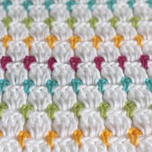 block stitch crochet free pattern