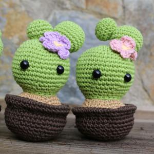 cactus amigurumi crochet free pattern