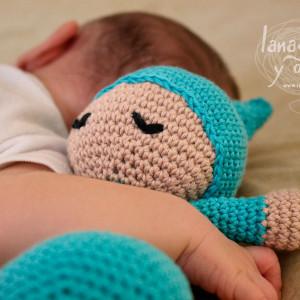 sleepydoll amigurumi crochet free pattern dormilon