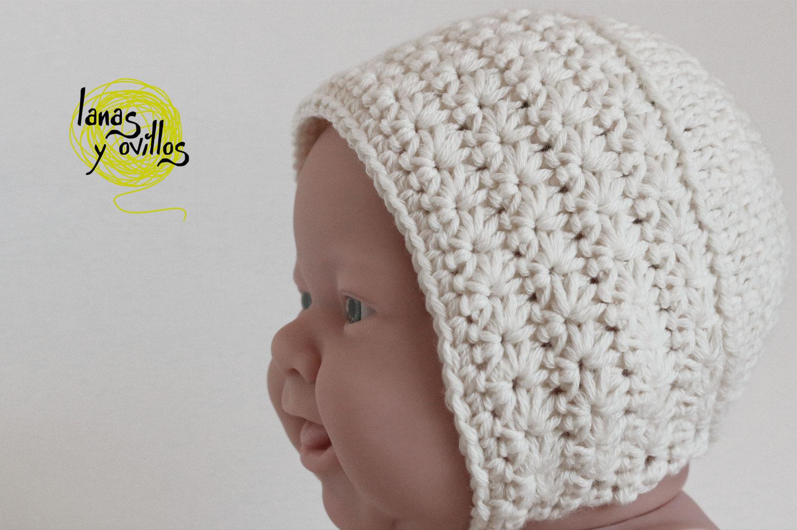 free vintage crochet hat baby pattern