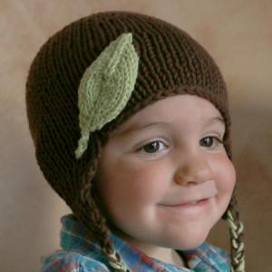 easy knitting hat earwarmers free pattern