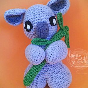 koala amigurumi free pattern crochet