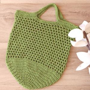 market bag crochet free pattern