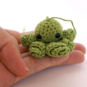 octopus amigurumi free pattern crochet