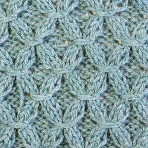 smock stitch knitting pattern free