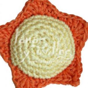 sun amigurumi crochet free pattern