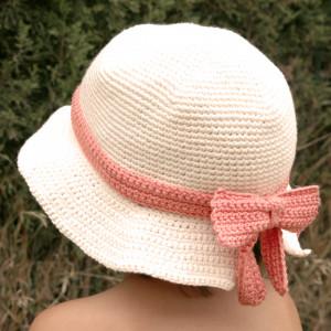 easy crochet summer hat free pattern