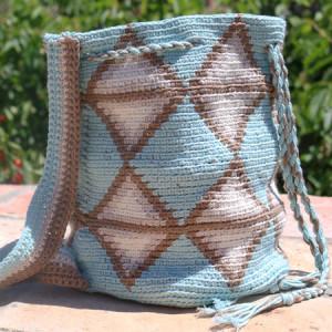 wayuu bag free pattern crochet mochila with video tutorial