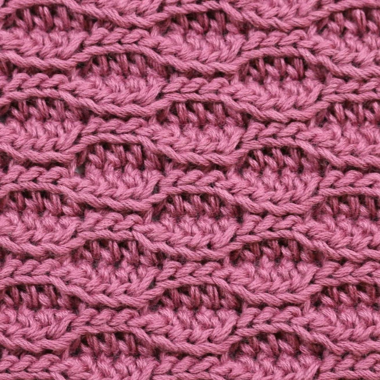 almond stitch crochet free pattern punto almendra patron gratis ganchillo