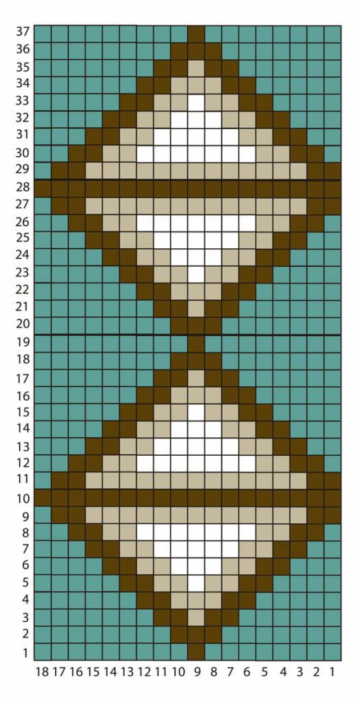 wayuu bag mochila patron gratis crochet free pattern